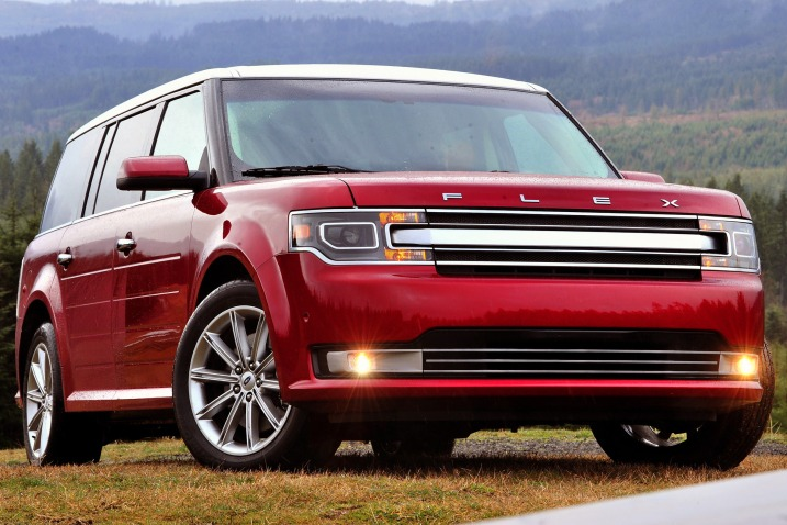2017 Ford Flex Suv Call For Pricing