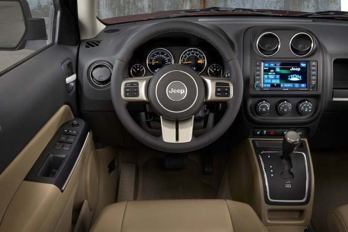 Royal Gate Dodge >> Jeep Patriot 2017 Interior | Best new cars for 2018