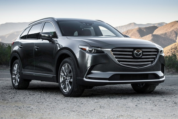 2017 mazda cx9 suv regency leasing every make every model everyday low price. Black Bedroom Furniture Sets. Home Design Ideas