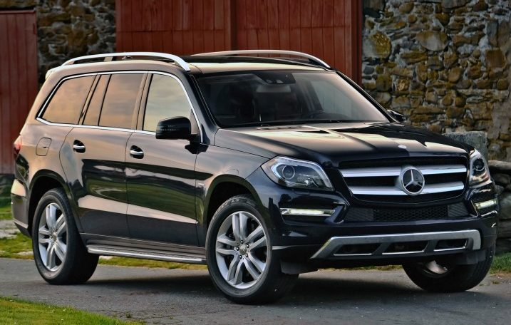 2017 Mercedes Benz Gls450 Suv Regency Leasing Every