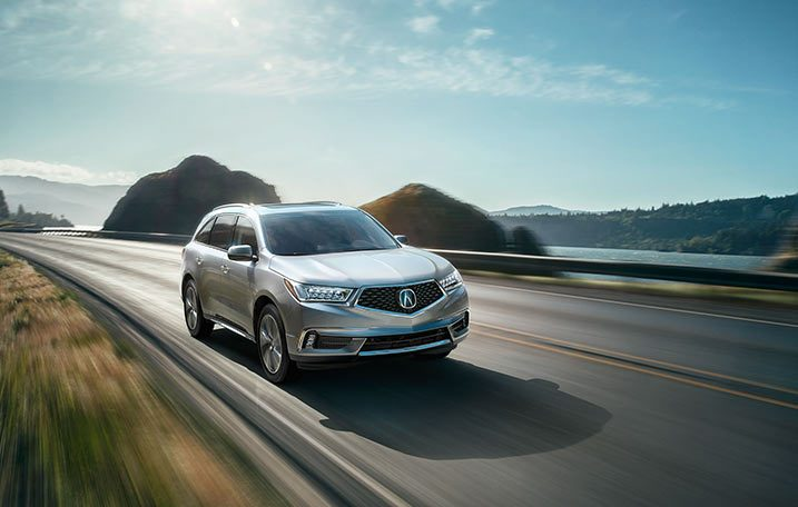 Acura MDX SUV Regency Leasing Every Make Every Model - 2018 acura mdx price
