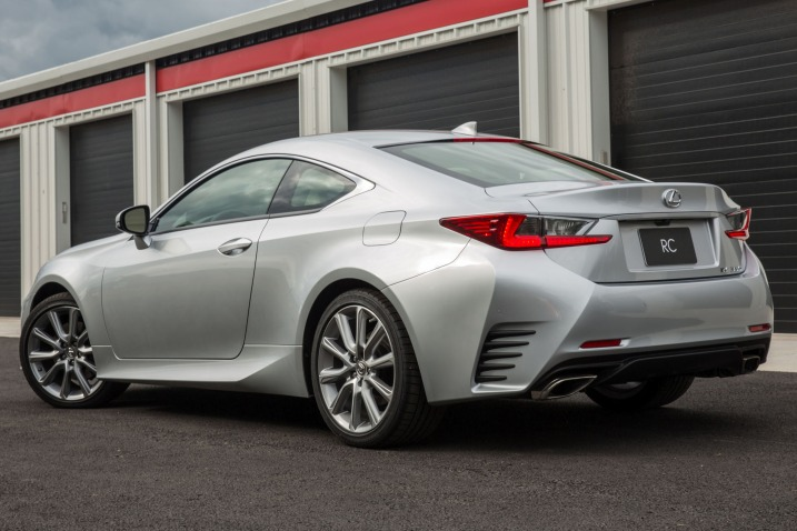 2019 lexus rc coupe - regency leasing | every make, every model