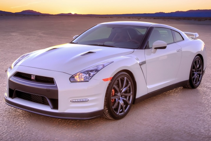 2019 Nissan Gt R Coupe