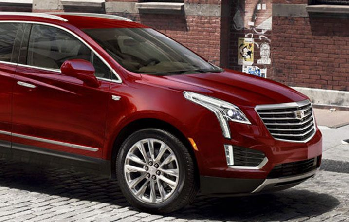2019 Cadillac SRX SUV - Regency Leasing | Every Make ...