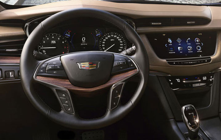 2019 Cadillac Srx Suv Regency Leasing Every Make Every Model