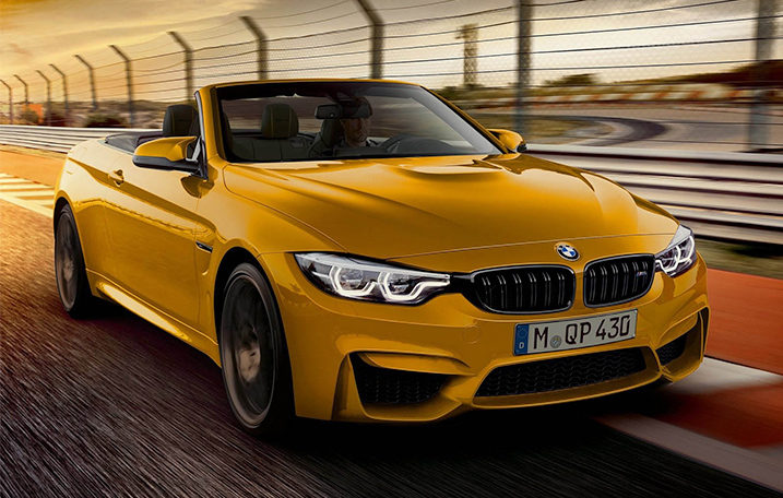 2018 Bmw M4 Convertible Regency Leasing Every Make Every Model
