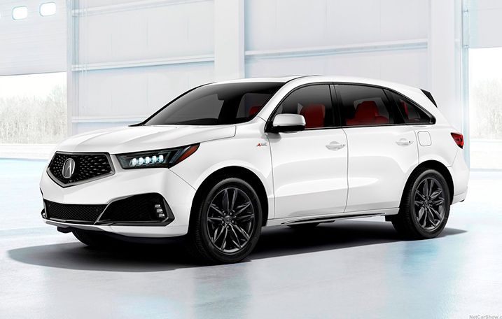 Acura MDX Regency Leasing Every Make Every Model Everyday - Lease an acura mdx