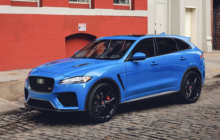 Jaguar Suv F Pace >> 2019 Jaguar F Pace Suv Regency Leasing Every Make Every