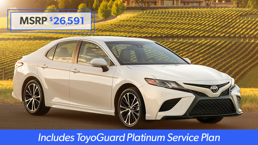 2019 Toyota Camry Sedan Le Regency Leasing Every Make Every